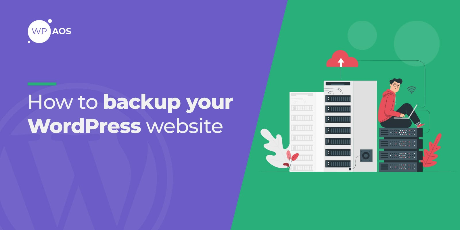 wordpress backup, website security, woocommerce maintenance, wpaos