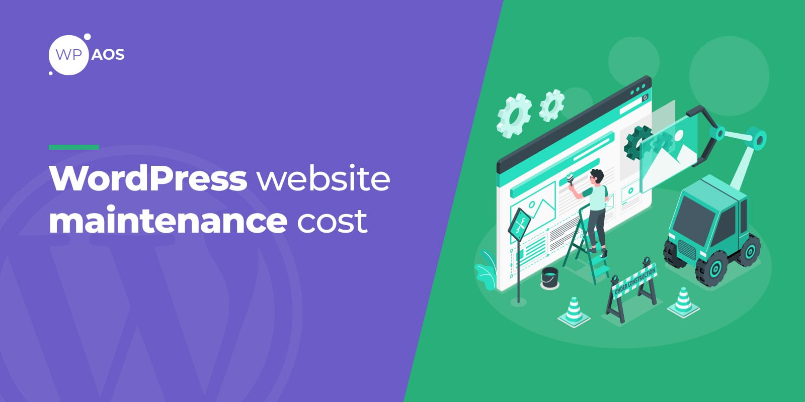 website maintenance, website care plan, wordpress support, woocommerce, wpaos