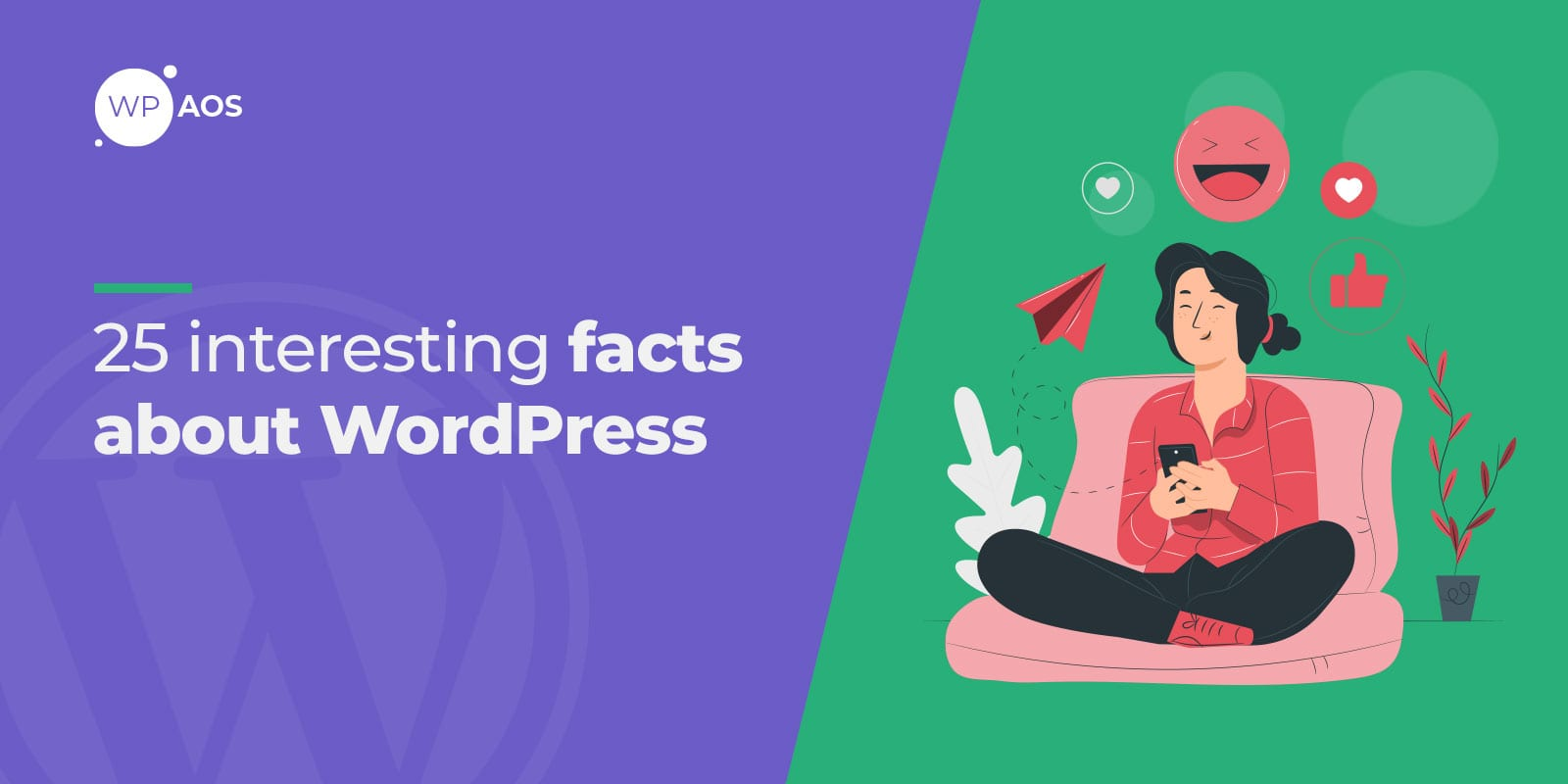 interesting facts, wordpress, woocommerce, wpaos