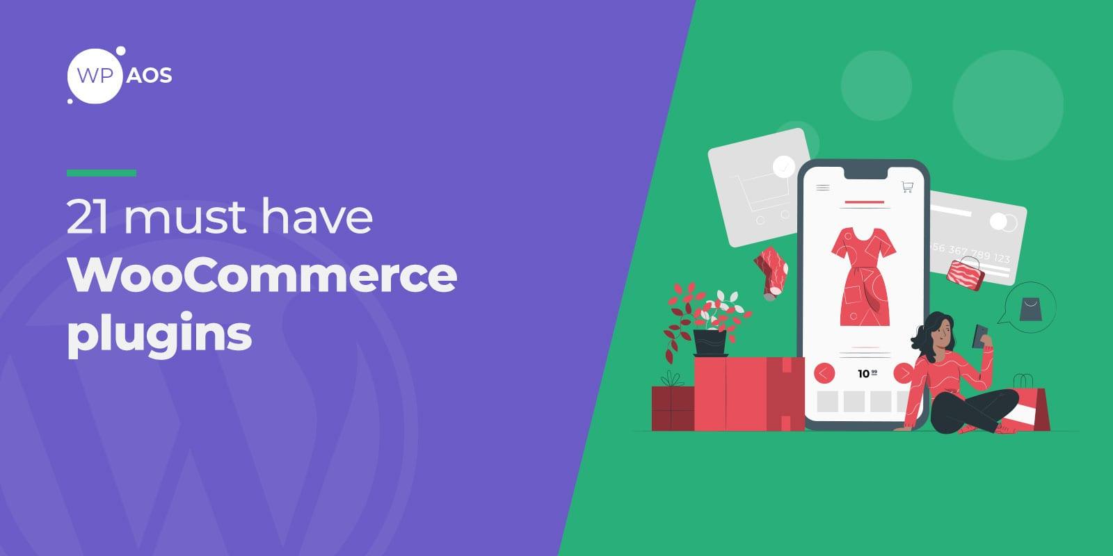 woocommerce plugins, online shop, wordpress, wpaos