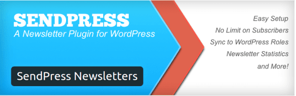Sendpress WP plugin