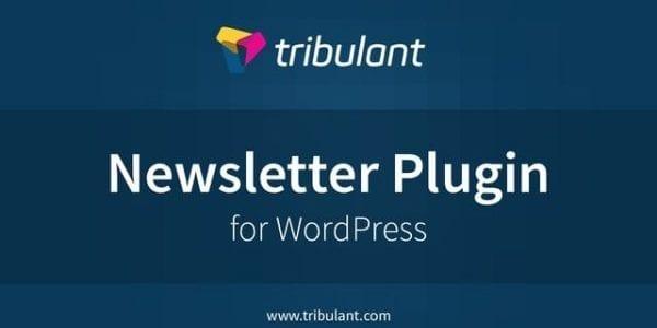 Tribulant business newsletter plugin for WP