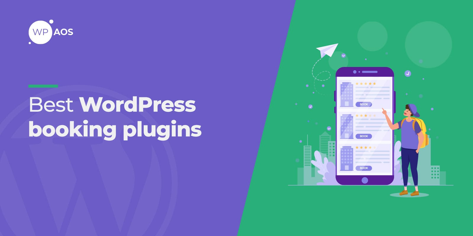 wordpress booking plugins, wpaos