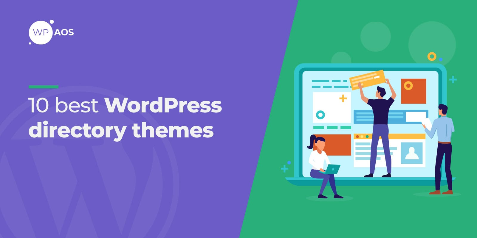 wordpress themes, directories, listing sites, wpaos