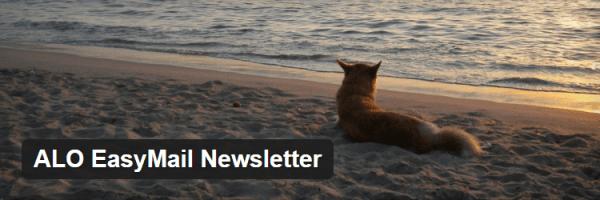 ALO newsletter plugin