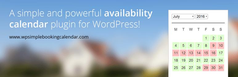 Booking plugin post img, WordPress booking plugins