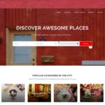 Javo directory theme for WP, Best WordPress directory themes