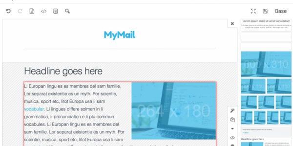 Mailster newsletter plugin for WP