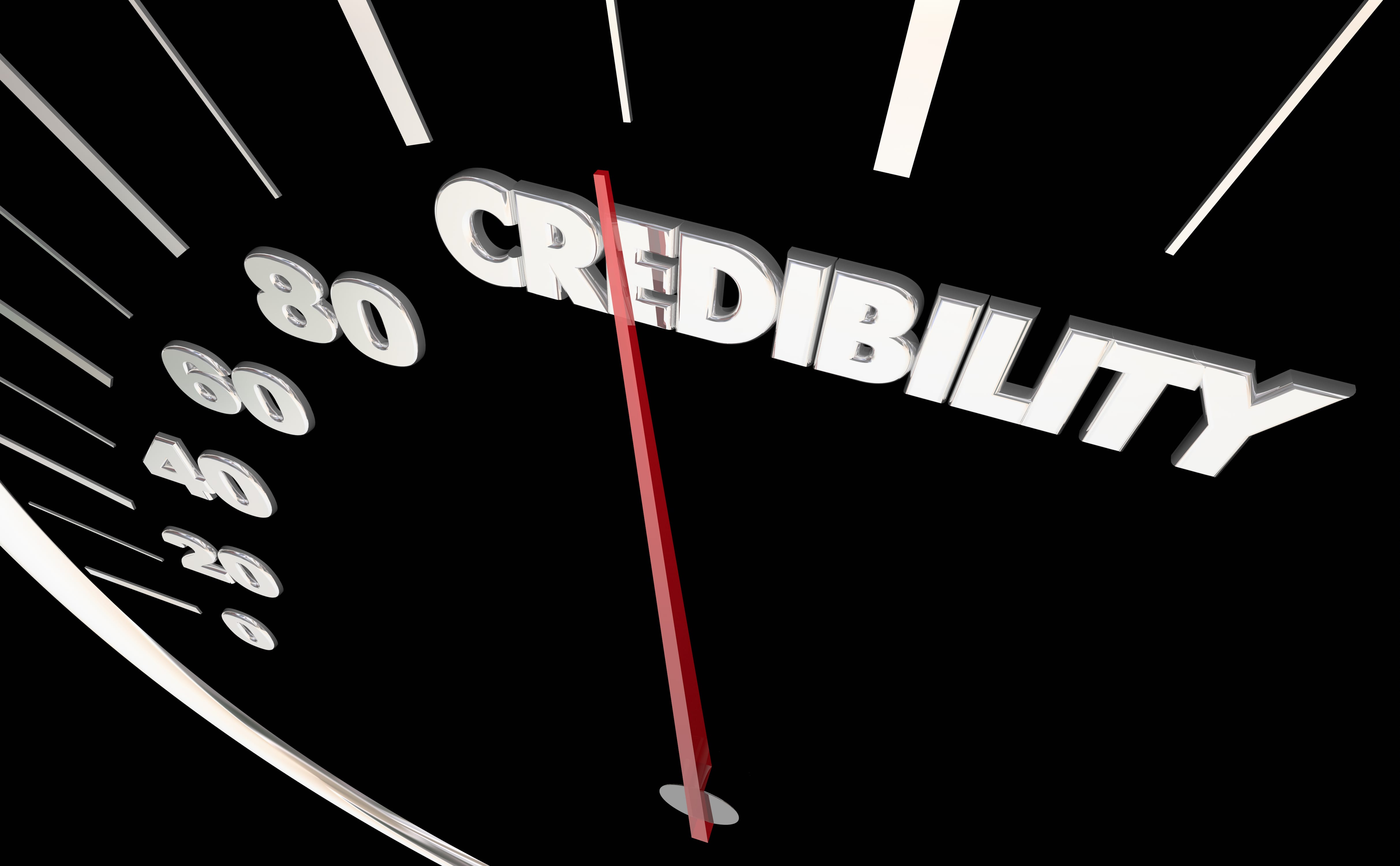 Better Credibility