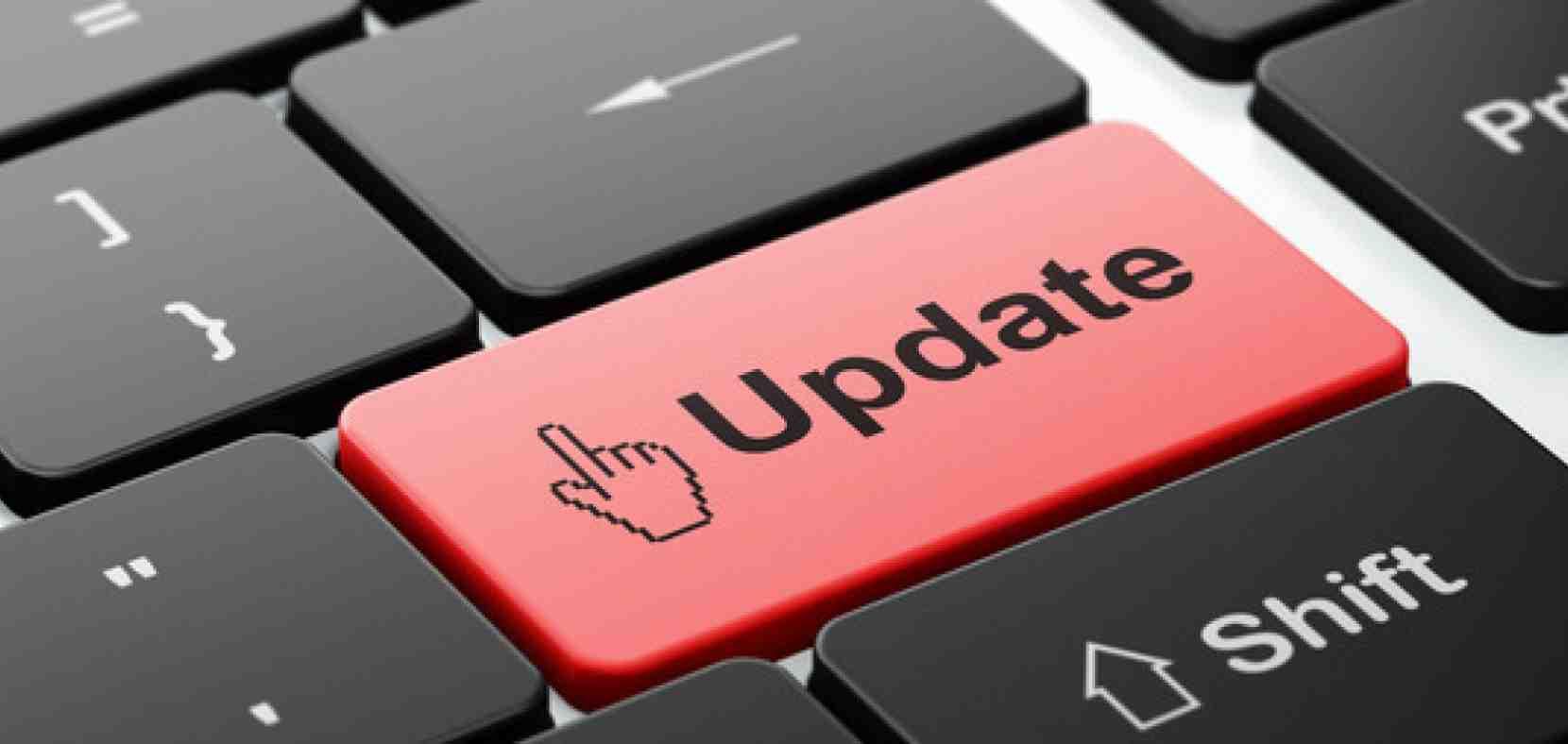 wordpress woocommerce updates