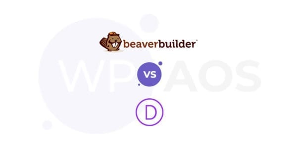 beaver builder, divi builder, wordpress maintenance, wpaos