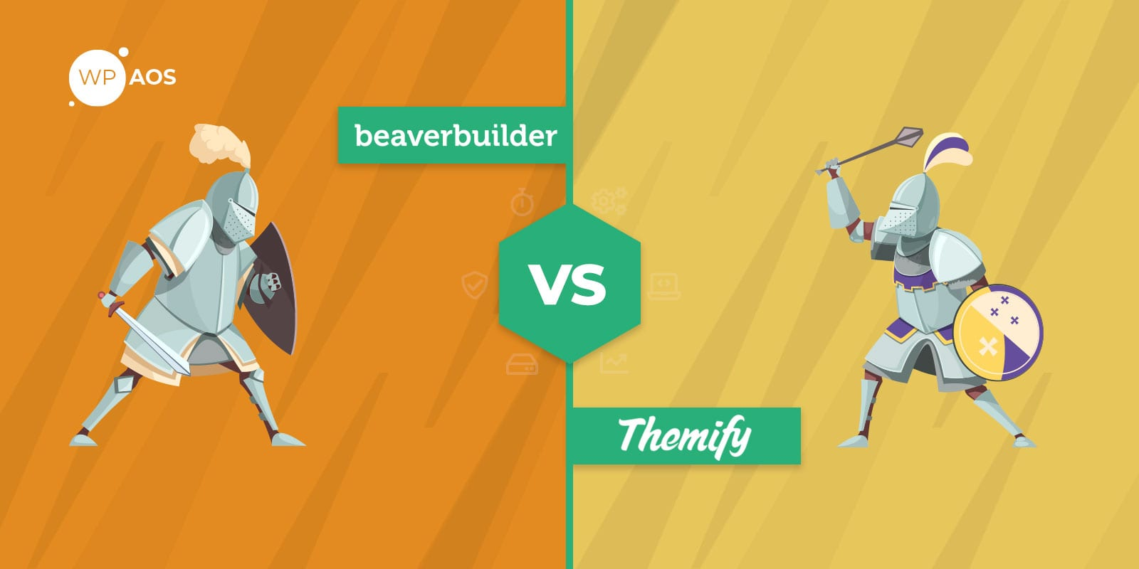 Beaver Builder VS Themify, WordPress Page Builder, wpaos