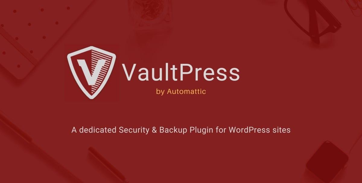 WordPress Vaultpress security plugin