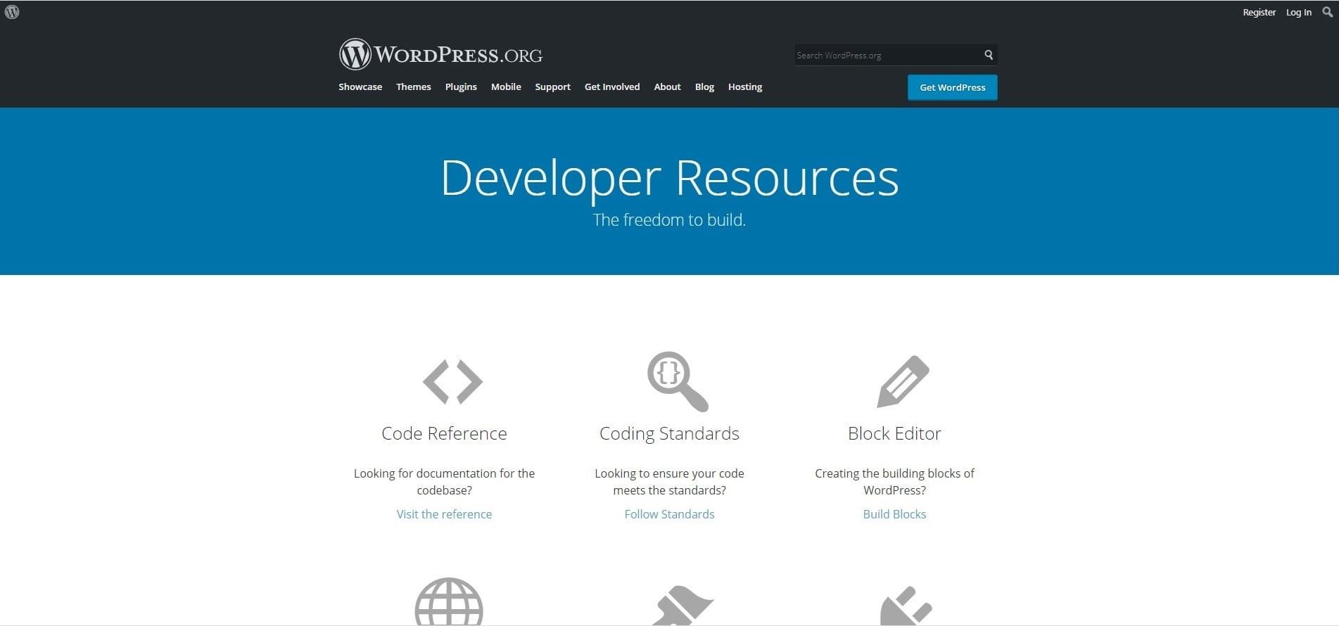 Learn WordPress with WP dev handbook