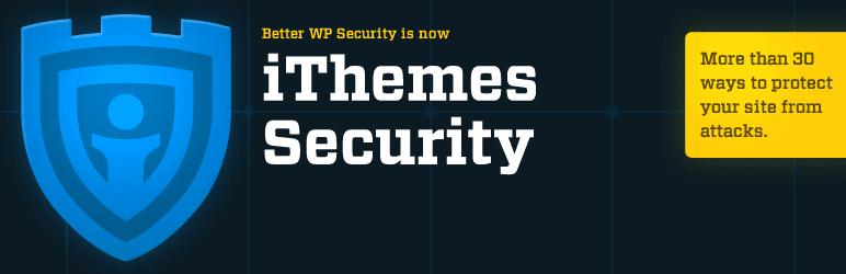 WordPress iThemes Security plugin