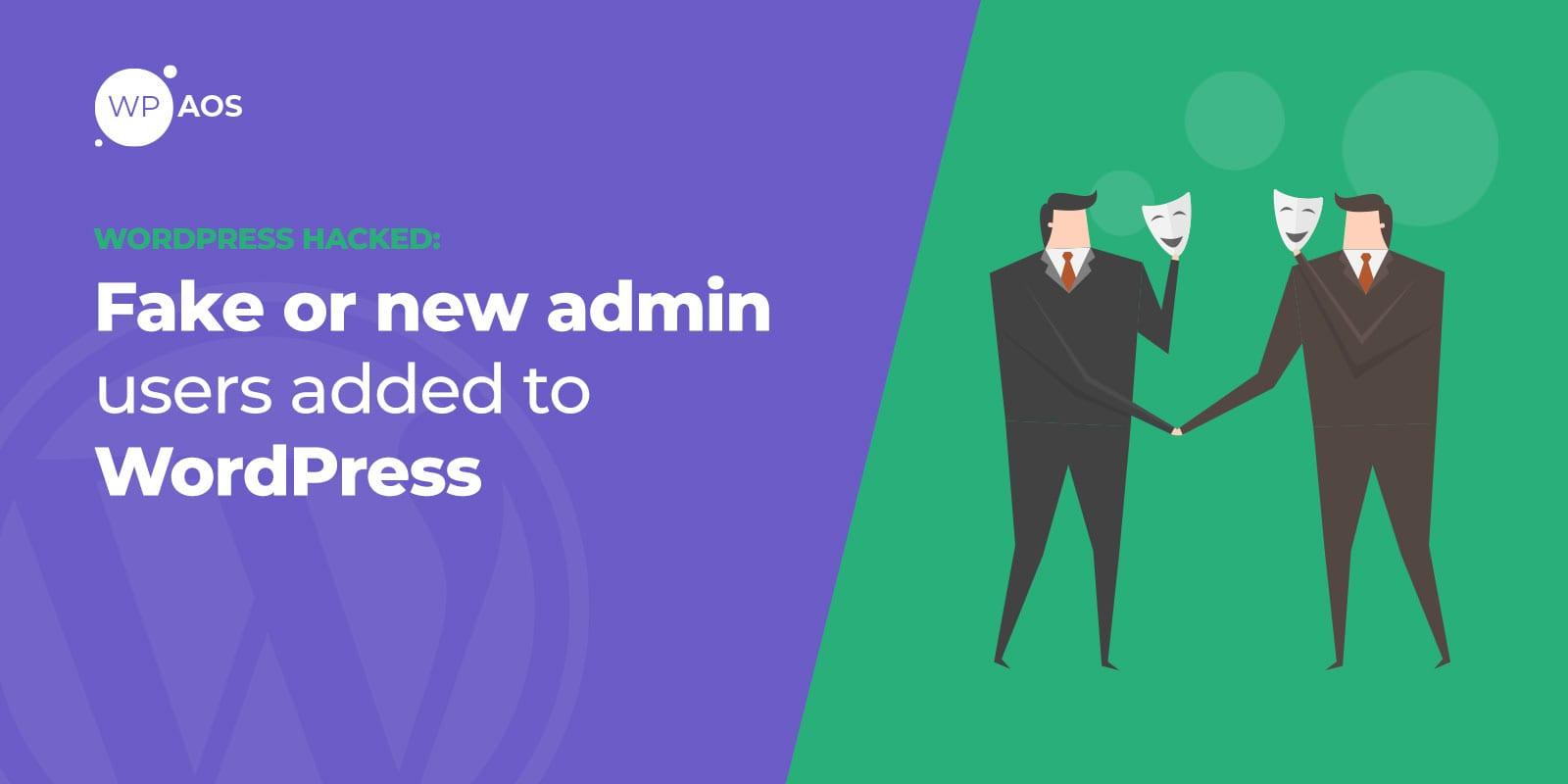 Fake-Admin-Users-Added