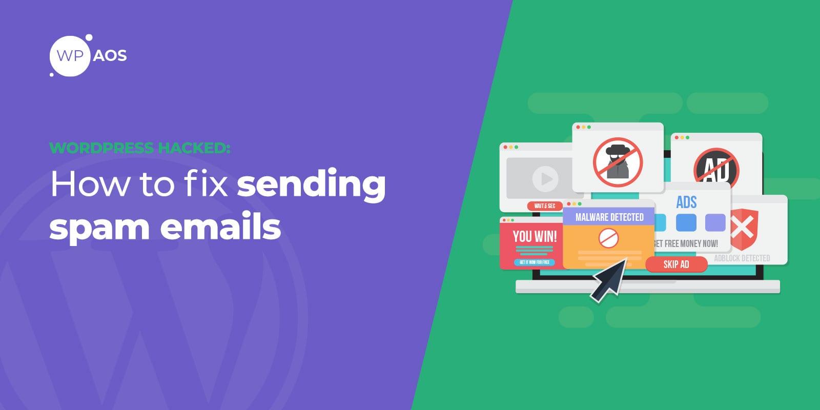 Sending-spam-emails