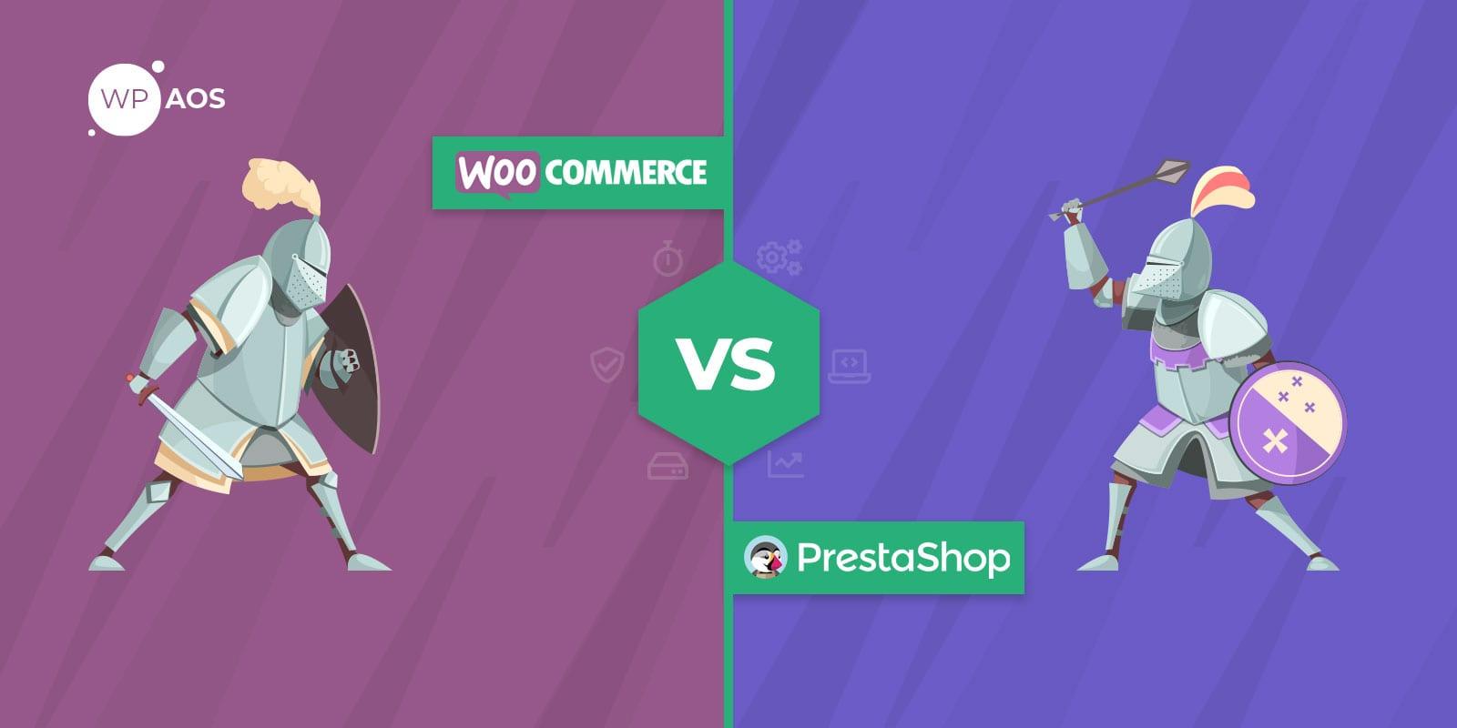 WooCommerce-PrestaShop