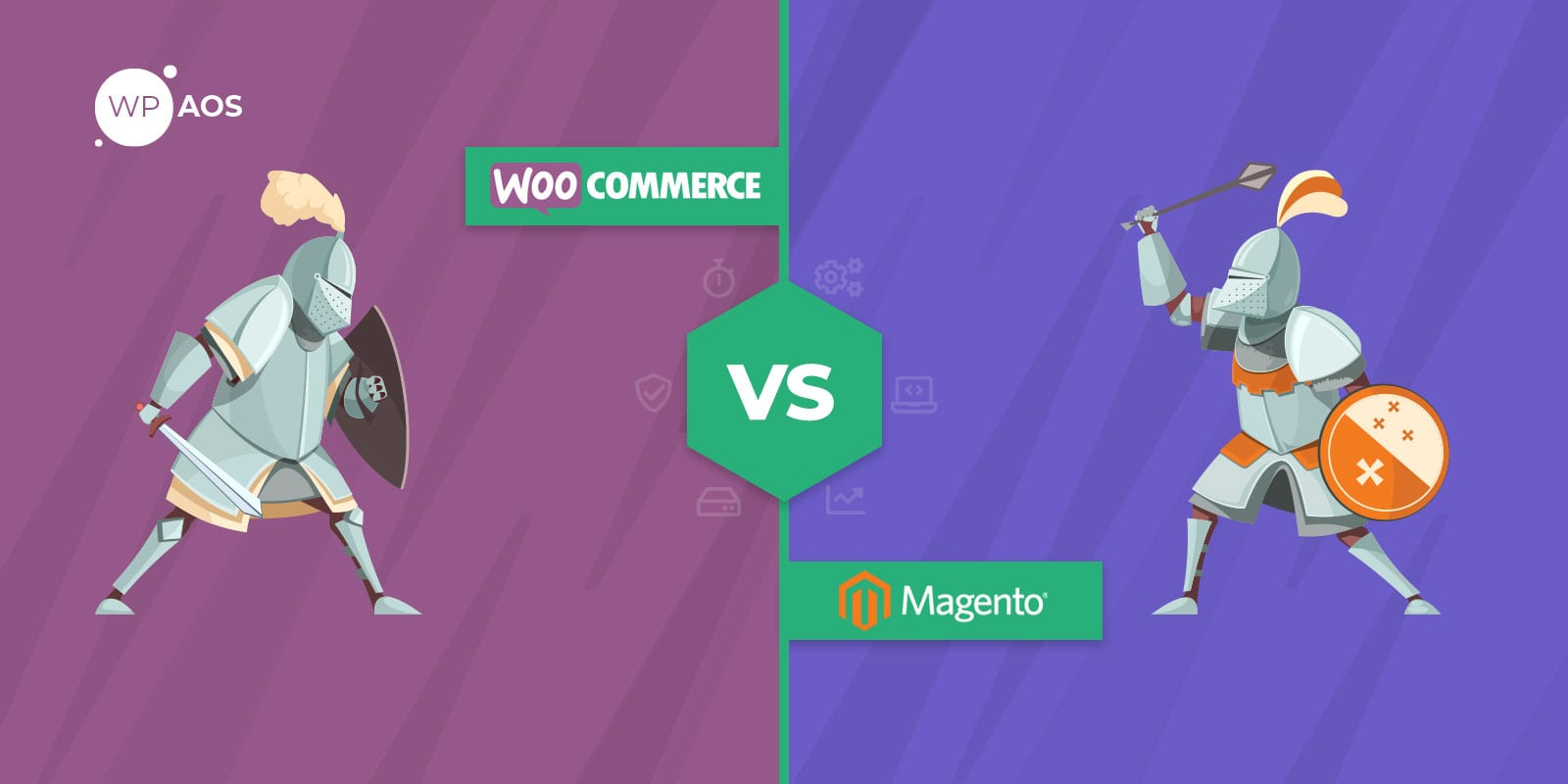 WooCommerce, Magento, eCommerce, wpaos
