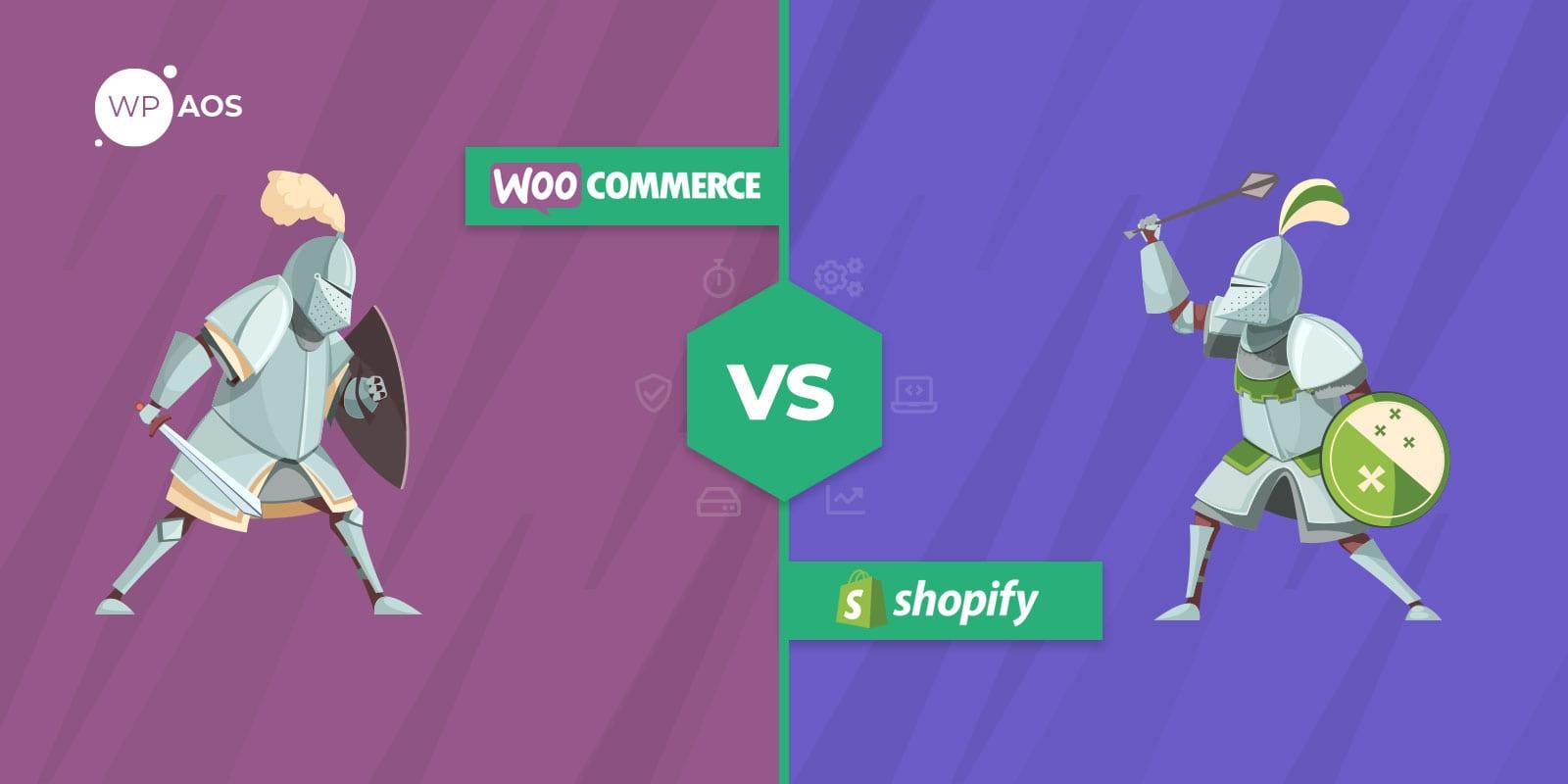 woocommerce, shopify, ecommerce, website, wpaos