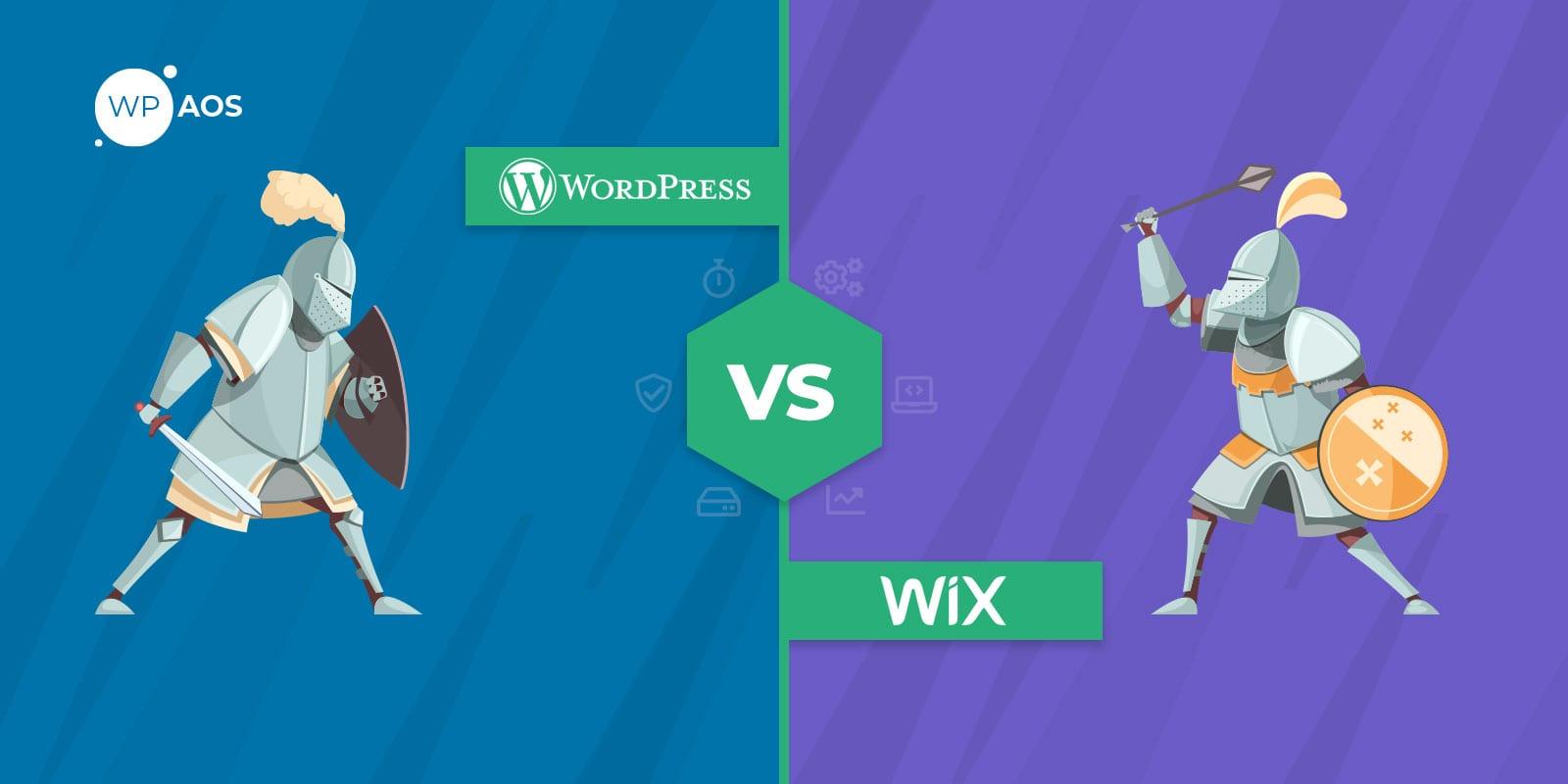 WordPress, WIX, Page Builder, Website Maintenance, wpaos