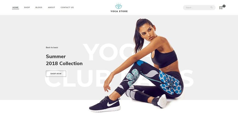 April Theme, Best WooCommerce themes, Clothing Store, WordPress Maintenance, wpaos