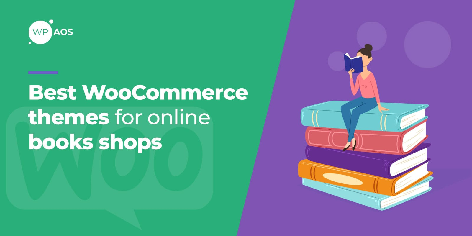 Best WooCommerce Themes for Online Books Shops, wpaos