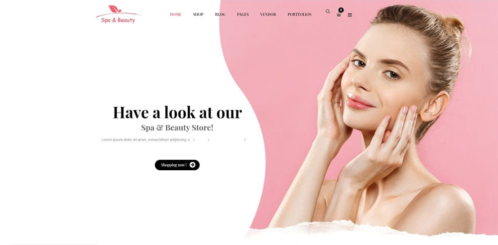 Ordo Theme, Best WooCommerce themes, Cosmetics body care shops, WordPress Maintenance, wpaos