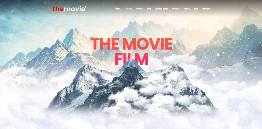 The Movies Theme, Best WooCommerce themes, online movies shops, WordPress Maintenance, wpaos
