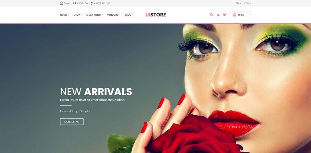 UIStore Theme, WordPress Maintenance, wpaos
