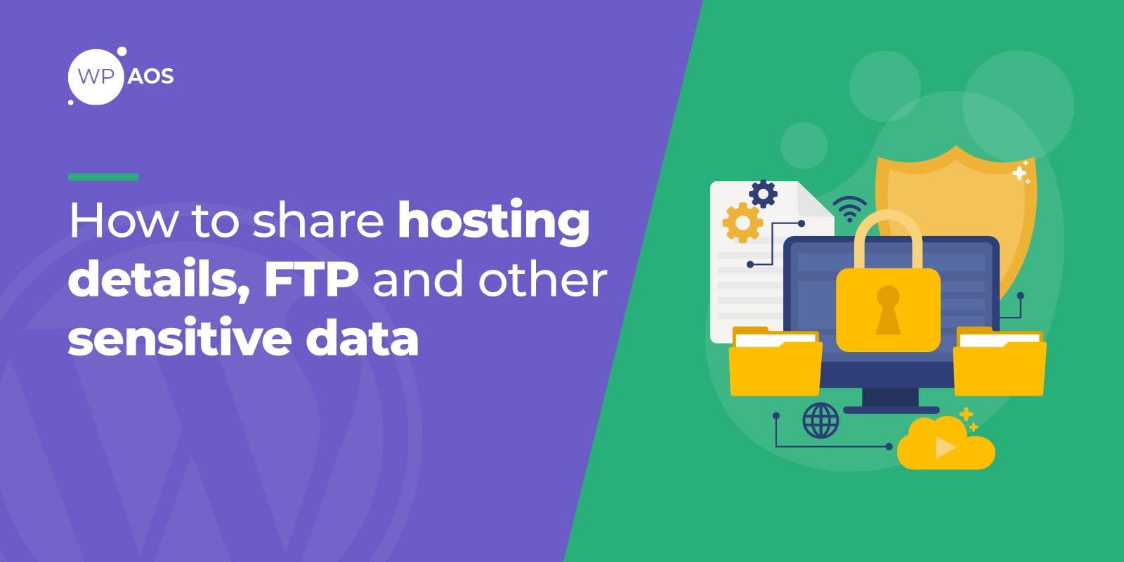 how-to-share-sensative-data