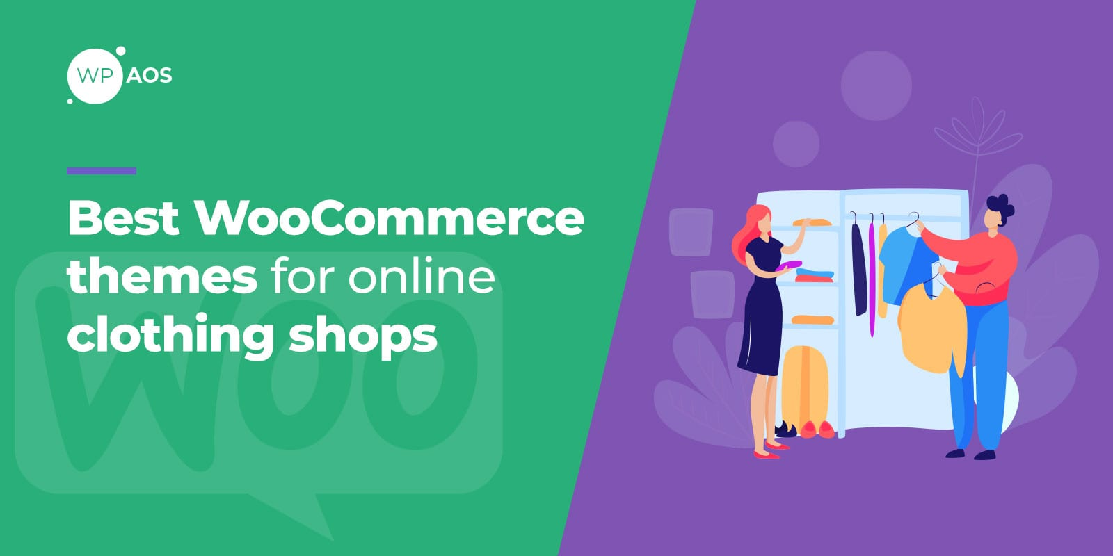 best woocommerce themes, online clothing shops, wordpress ecommerce themes, wpaos