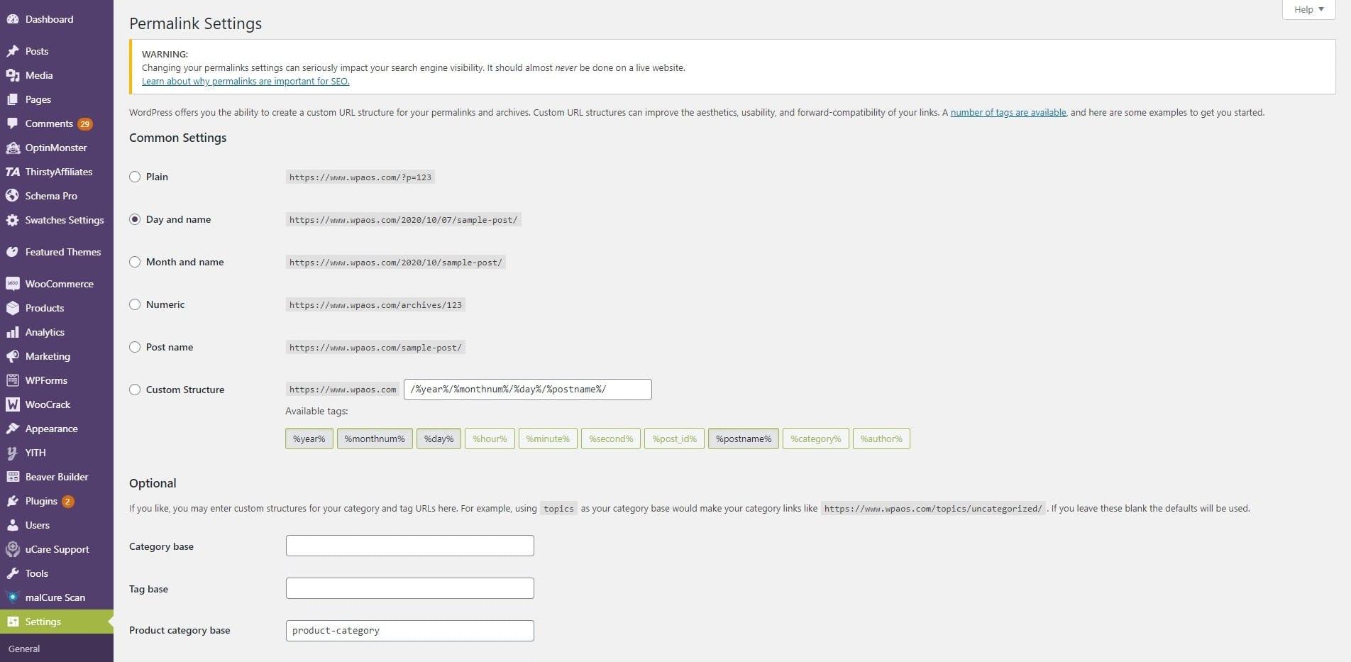 Delete plugins, How to Fix 400 Error in WordPress