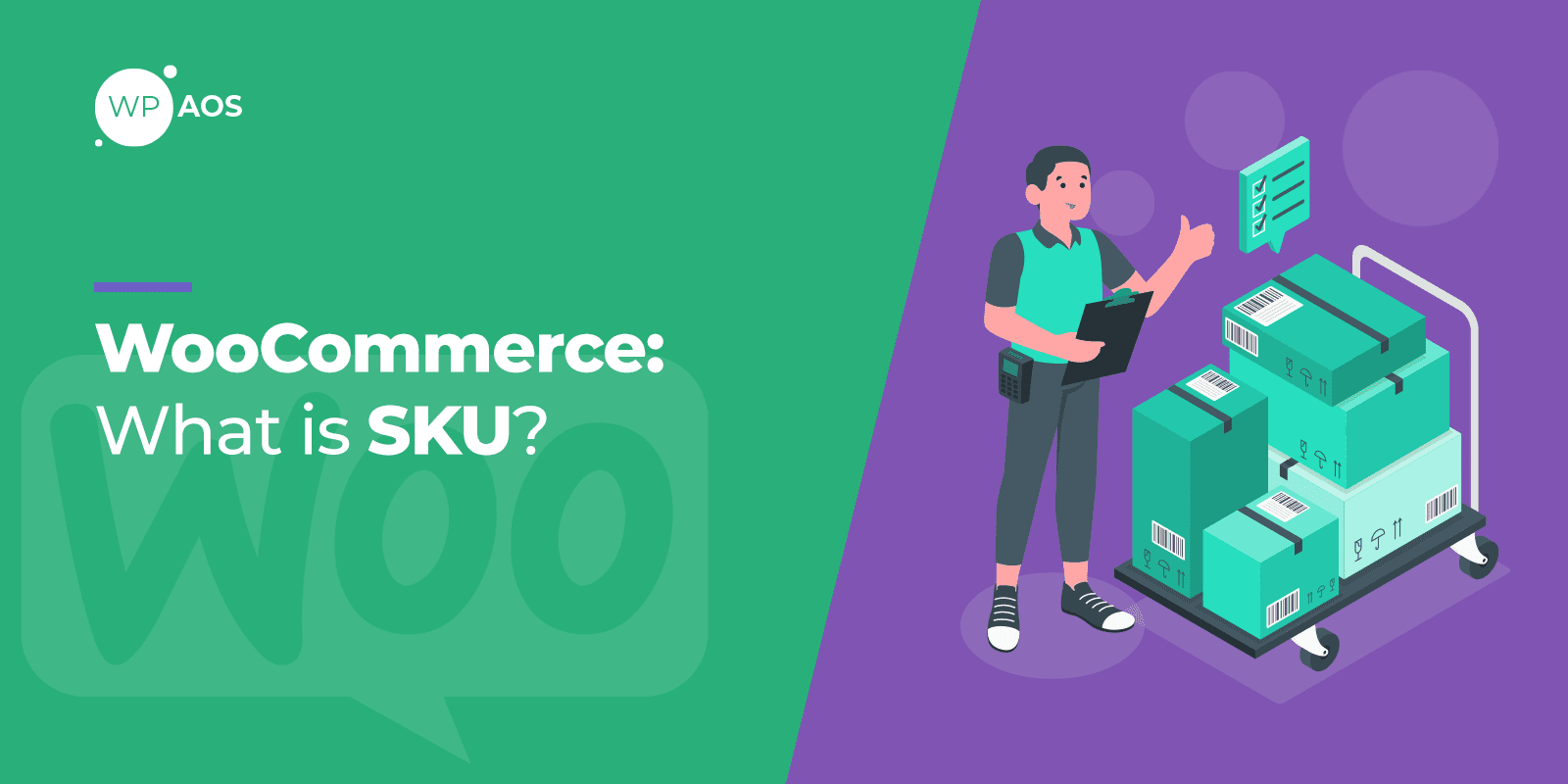 WooCommerce What is SKU, WordPress Maintenance, wpaos