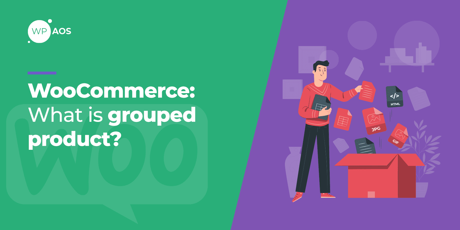 WooCommerce Grouped Products, WordPress Maintenance, wpaos