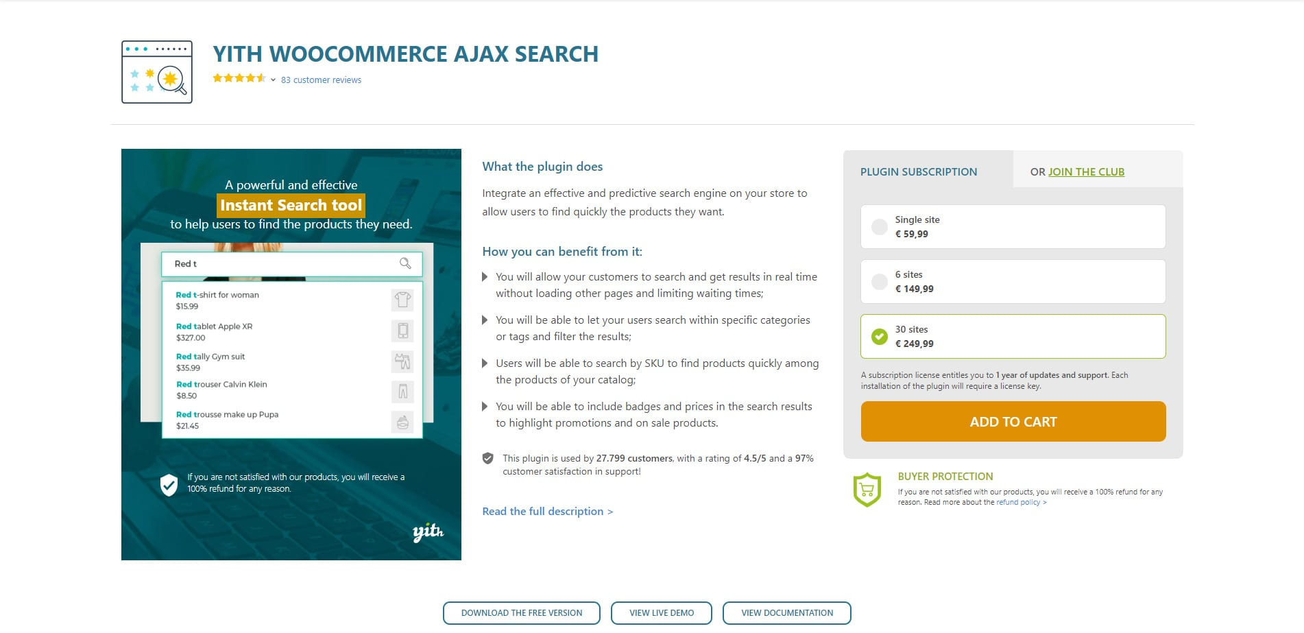 yith-ajax-search-for-woocommerce