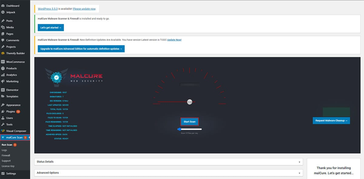 WordPress Hacked dolohen malware