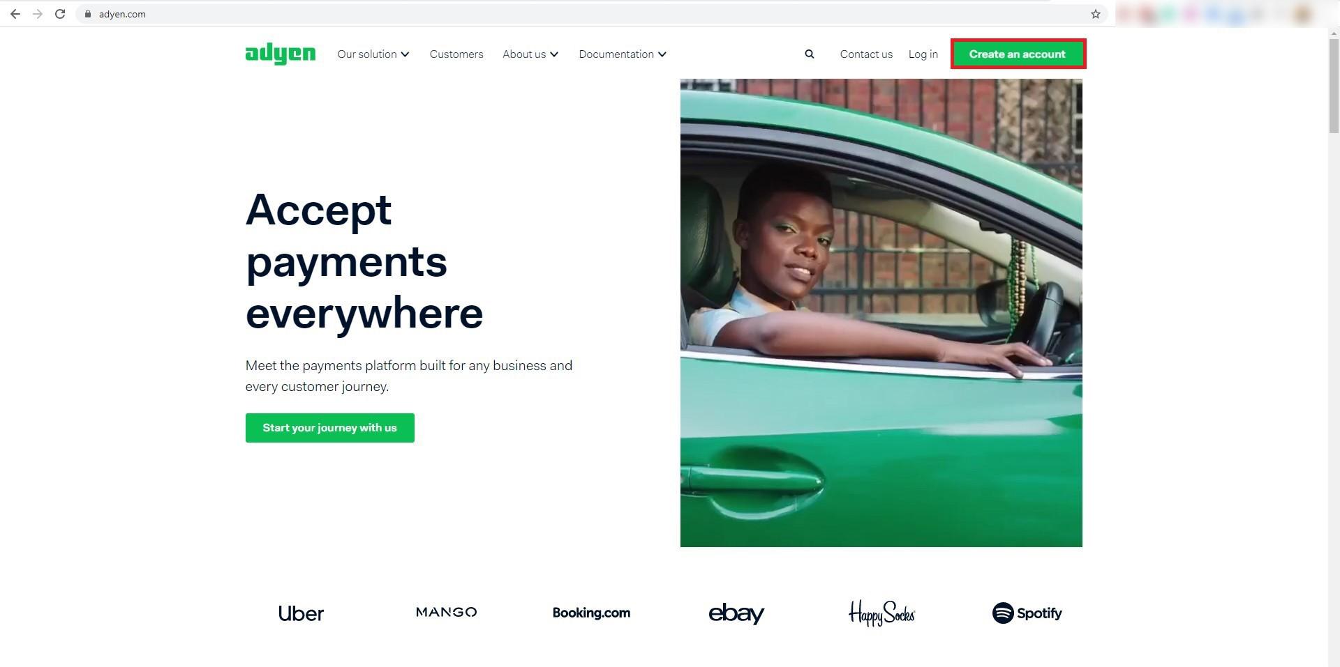 adyen-payment-gateway