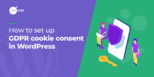 GDPR cookie consent, WordPress website maintenance, WooCommerce website support, wpaos
