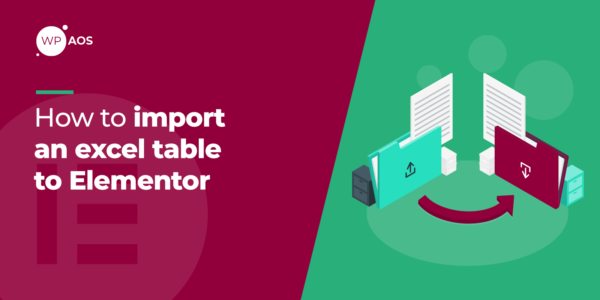 how-to-import-an-excel-table-to-elementor